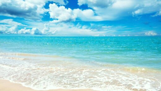 The cleanest seas of the world
