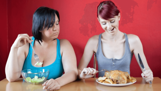 How to gain weight fast or lose weight
