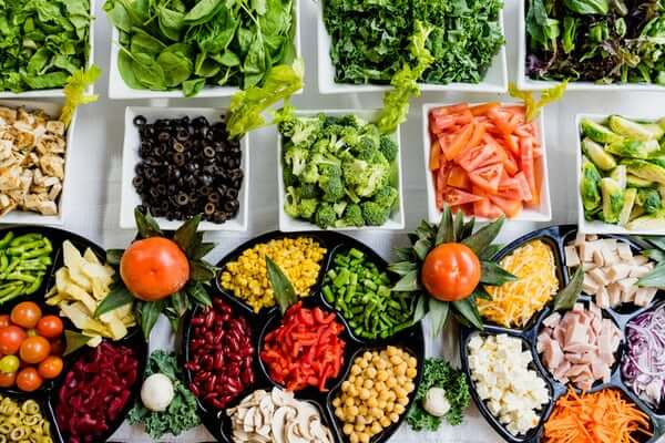 What foods should be added to the diet to increase productivity?