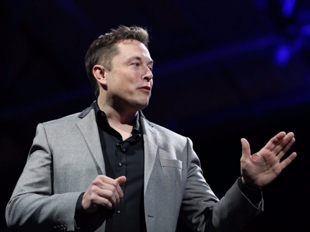 Musk will place an ad in space