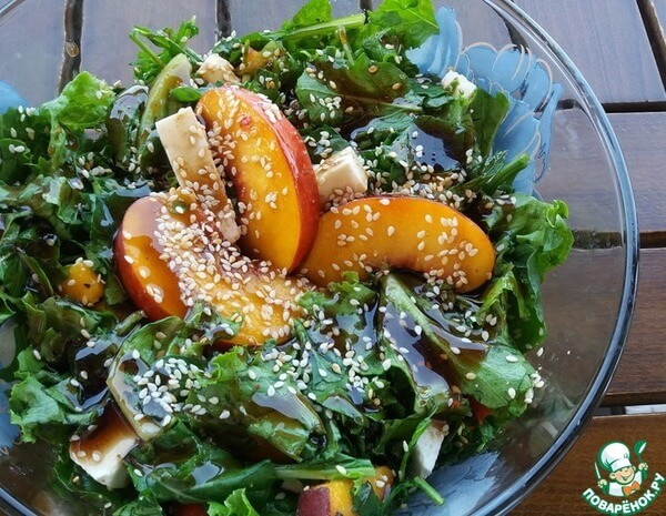 Hit of the summer: 3 low-calorie salads for a perfect figure
