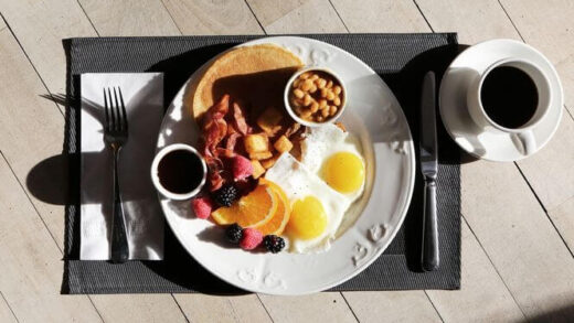 How the wrong breakfast affects the figure
