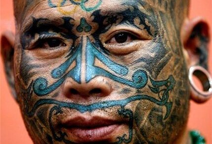 The history of tattoos - where it all began