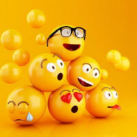 Research: the most popular emojis of 2021