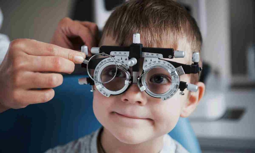 How to get rid of strabismus