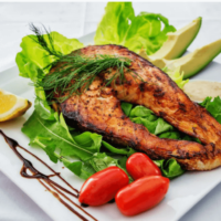 Scientists have proven that the absence of fish in a person's diet is more harmful to his health than smoking