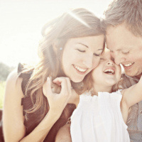 How to show a child that you love her