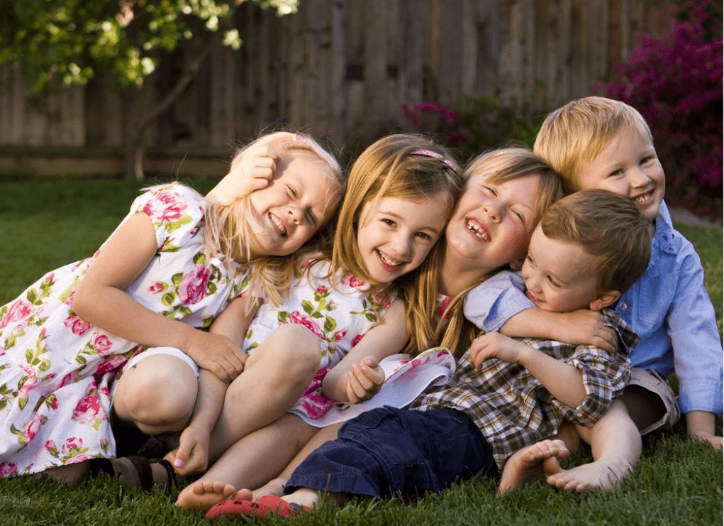 How the presence of siblings affects a child's personality