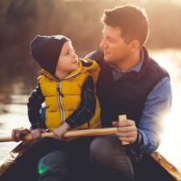 6 Things a dad should teach children by example
