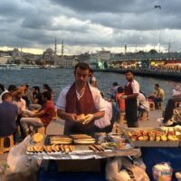 The most popular street dishes from different countries