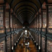 11 Libraries in which you freeze with delight