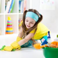 Children's homework - age schedule