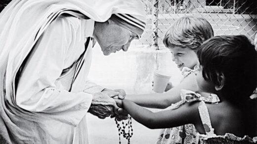 9 Tips on raising children from Mother Teresa