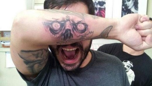 Ugly tattoos: ideas for not repeating the same mistakes