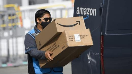 Amazon keeps track of its employees
