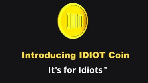 Idiot Coin is a cryptocurrency specially created for an experiment