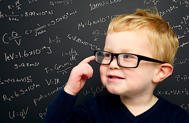 These signs indicate that your child is a prodigy