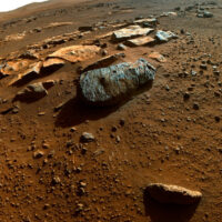 NASA: There might have been water on Mars for a long period