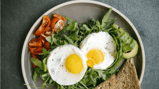 Why not give up eating egg yolks