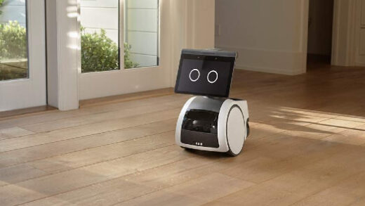 A household robot has been introduced by Amazon