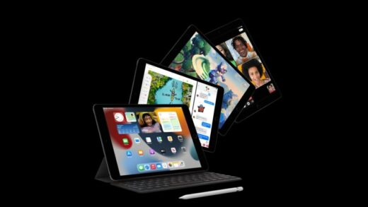 Apple has officially introduced the iPad 2021