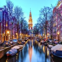 The world's four most beautiful streets