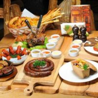 Seven greatest gastronomy tourism places