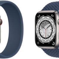 Apple Watch 7 stainless steel and titanium postponed delivery to November