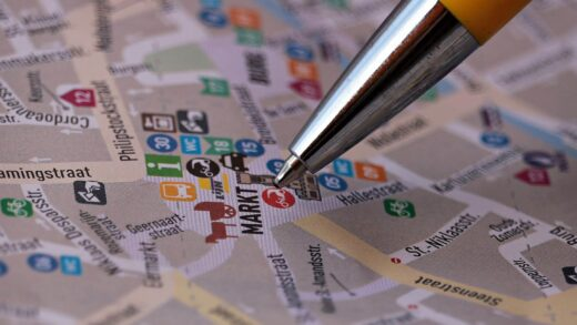 The best apps to mark places to visit