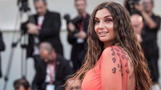 Which tattoos did Elettra Lamborghini