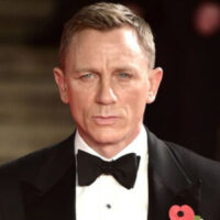 Actor Daniel Craig will receive a star on the Walk of Fame